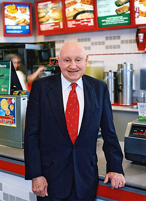 S. Truett Cathy - Founder and Chairman, Chick-fil-A, Inc.