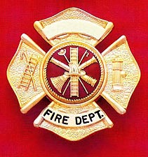 The Maltese Cross - Smith and Warren Badge.
