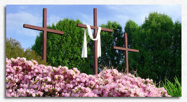 Three Crosses - Shiloh UMC.