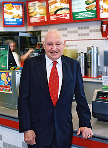 Truett Cathy - Founder and Chairman, Chick-fil-A.