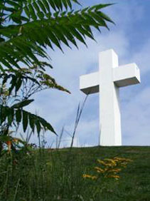 The White Cross at Jumonville.